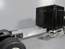 "Aluminum 6"" Frame Extension for Tamiya RC 1/14 Aeromax Scania Actros Semi Truck"