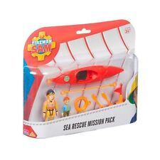 Fireman Sam Sea Rescue Mission Pack