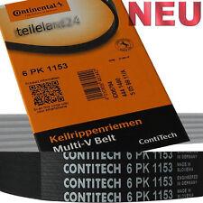 Nouveau Conti crantées 6pk1153 GOLF 3 4 1.6 1.8 2.0 Passat 3a2 avec climatique