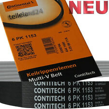Continental Keilrippenriemen 6PK1152- 6pk1154 6PK1153 Sync Belt Multi V Belt