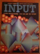 D'entrée. Vintage Magazine informatique. numéro 14. SPECTRUM, C64, dragon, Electron, BBC