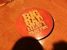"DP &  Promenade / DJ Ruffstuff & Majistrate ‎– Big Bad Heavy Part Two 12"" USED"