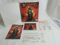 Witchaven PC Big Box Game IBM CD Rom 1995 Capstone Computer Game cib. Fast 🚢.