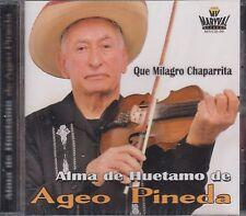 Ageo Pineda Alma de Morelos CD New Nuevo SEALED