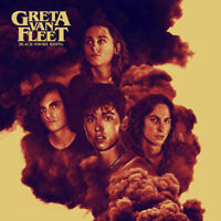 Greta Van Fleet - Black Smoke Rising - Copertina Apribile Vinile LP