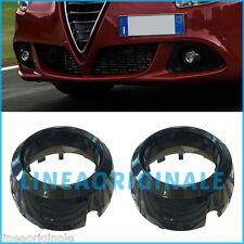 Coppia Anello ORIGINALE Alfa Romeo Giulietta Sprint griglia fendinebbia dx sx
