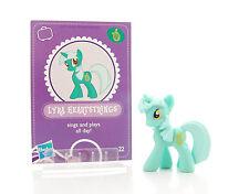 "My Little Pony Blind Bag Wave 3 ""LYRA HEARTSTRINGS"" +CARD Friendship is Magic"