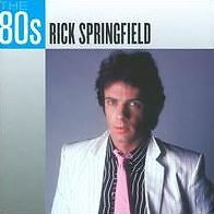 RICK SPRINGFIELD : 80S: RICK SPRINGFIELD (CD) sealed