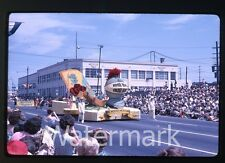 1963 kodachrome Photo slide Rose Festival Parade  Portland OR #13
