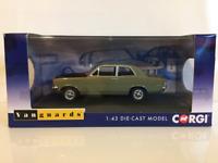 Corgi VA08713 Vauxhall Viva GT (HB) Elkhart Yellow New 1:43 Scale
