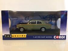 Corgi VA08713 Opel Viva GT (HB) Elkhart Jaune Nouveau 1:43 Echelle