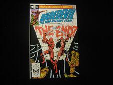 Daredevil #175 (Oct 1981, Marvel) HIGHER GRADE