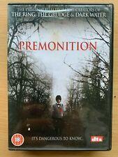 PREMONITION ~ 2004 Hideo Nakata Original 2002 Japanese Horror UK Tartan | UK DVD