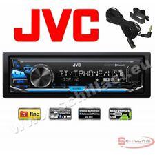 JVC KD-X341BT autoradio 1 DIN con USB e bluetooth