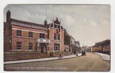 Bletchley,U.K.U.D.Council Offices & Victoria Road,Buckinghamshire,c.1909