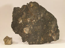 Neues AngebotVery nice meteorite slice NWA 12757 highly shocked EUC 13.6g