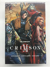 The Complete Crimson Hardcover SIGNED & Numbered by Ramos Augustyn Boom 2018