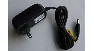 12V power cord cable charger for Brother Label Maker printer AD-E001 UU324-1220