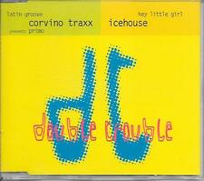 CORVINO TRAXX / ICEHOUSE - Latin Groove / Hey little girl CDM 4TR Trance Greece