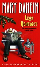 Legs Benedict (Bed-And-Breakfast Mysteries (Paperbac... by Mary Daheim Paperback