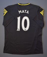5/5 CHELSEA  #10 MATA 2012-2013 FOOTBALL SOCCER THIRD JERSEY SHIRT  ADIDAS s. XL