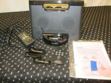 Sony RDP-M5iP Portable Compact Speaker Dock iPod and iPhone-Black