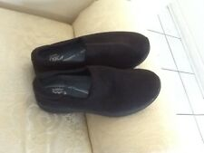 easy spirit Women Black E360 8M Finlay Shoes