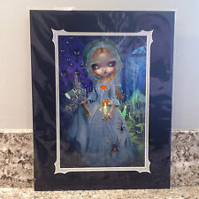 Disney Parks Haunted Mansion The Bride Returns Print Jasmine Becket-Griffith