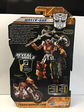 WRECK-GAR Transformers Reveal The Shield Unopened/Sealed USA Seller
