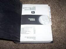 John Deere JD 710D Backhoe Loader Shop Service Repair Technical Manual TM1538