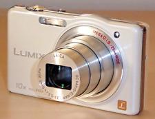 Panasonic LUMIX DMC-SZ7 14.1MP Digital Camera -WHITE