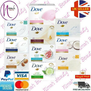 DOVE ORIGINAL Beauty Cream Bar SOAP Full Range