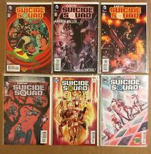 New Suicide Squad #22 21 18 17 16 14b  1st Print The New 52 DC Comics NM Lot /6