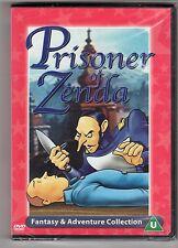 (GW344) Prisoner Of Zenda - 2002 sealed DVD