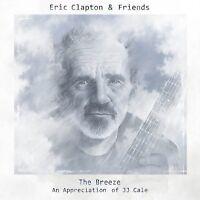 ERIC CLAPTON & FRIENDS THE BREEZE AN APPRECIATION OF JJ  CALE CD NUOVO SIGILLATO