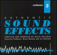 Various Artists - Sound Effects 3 / Various [New CD]