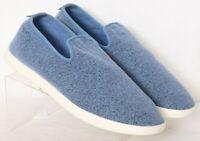 Allbirds The Wool Lounger Slip-On Light Blue Comfort Casual Loafers Men's US 13