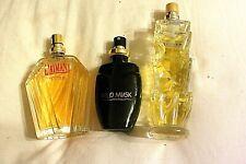 Coty Parfum Sammlung WILD MUSK Pure Chipie Green l'aimant RARE discontinued