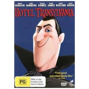 Hotel Transylvania DVD