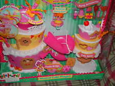 LALALOOPSY MINIS SUPER SILLY PARTY MUSICAL CAKE PLAY SET NEW