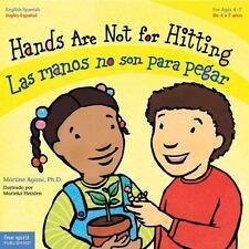 Hands Are Not for Hitting / Las manos no son para pegar Best Behavior English