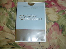 Memory Manager 3.0 (PC, 2009)  from Creative Memories, Life stories organized