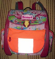 SCOUT Schulranzen Schultasche Easy 2 II Elfe Set 5 Tlg.