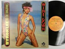 BYRON LEE & The DRAGONAIRES Wine Down 1992 Calypso LP Dynamic