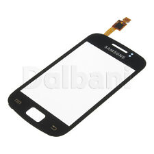 New Glass with Touch Screen Digitizer for Samsung Galaxy Mini 2 S6500 Black