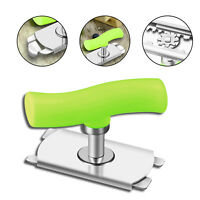 Can Opener Adjustable Manual Jar Cap Stainless Steel Twist Off Easy Kitchen Tool