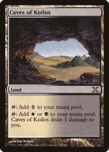 Cavernes de Koïlos - Caves of Koilos - Black Borders - Bords Noirs - Mtg