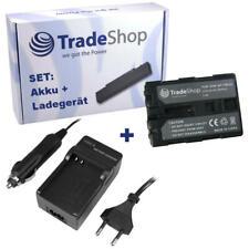 AKKU + LADEGERÄT f. Sony CCD-TRV228E TRV238E TRV328