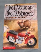 The Mouse and the Motorcycle by Beverly Cleary (PB, 1998)