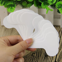100x Plant Potted Plastic T-type Tags Flower Markers Nursery Garden Labels New